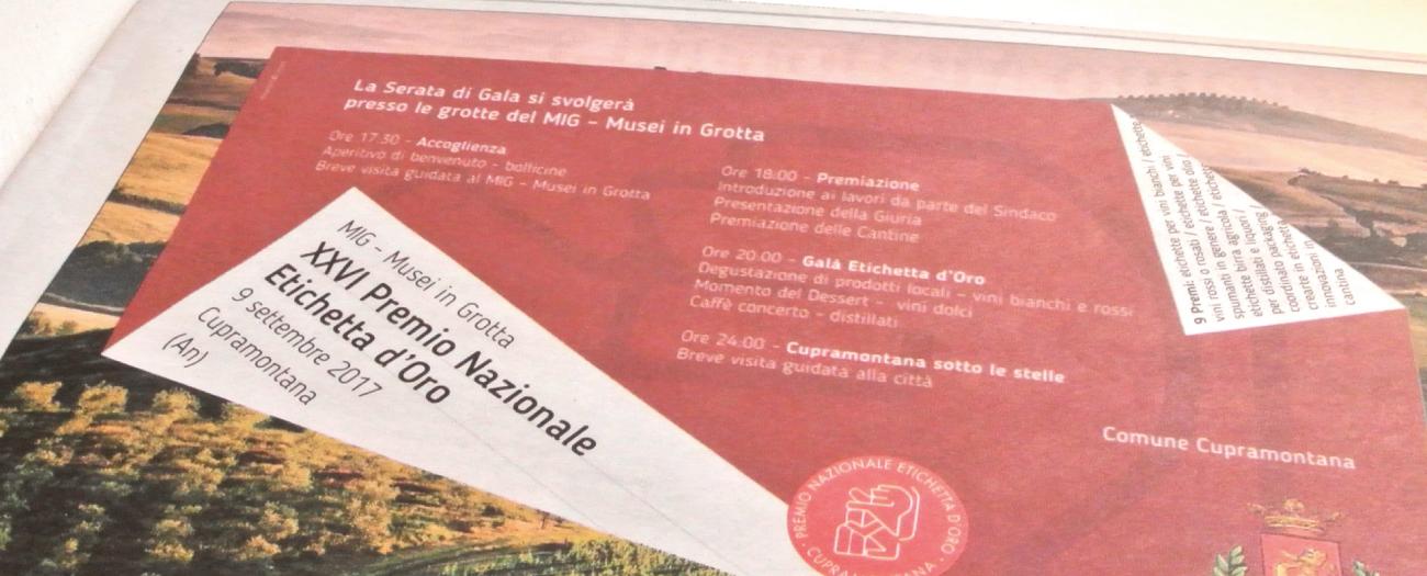Comunicazione-Pagina-Giornale-Premio-Etichetta-Oro