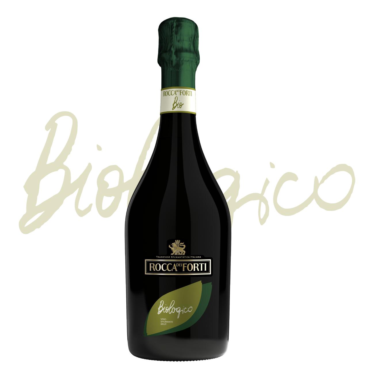 Design-Ertichetta-Spumante-Biologico-Rocca-dei-Forti